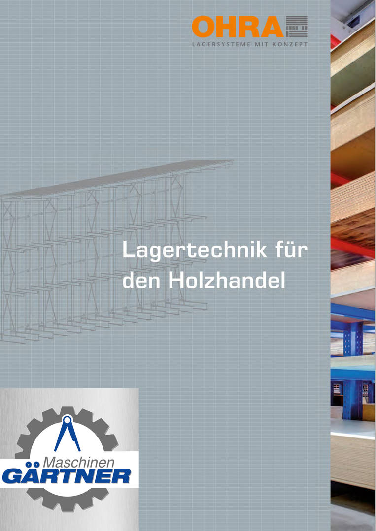 OHRA - Lagersysteme